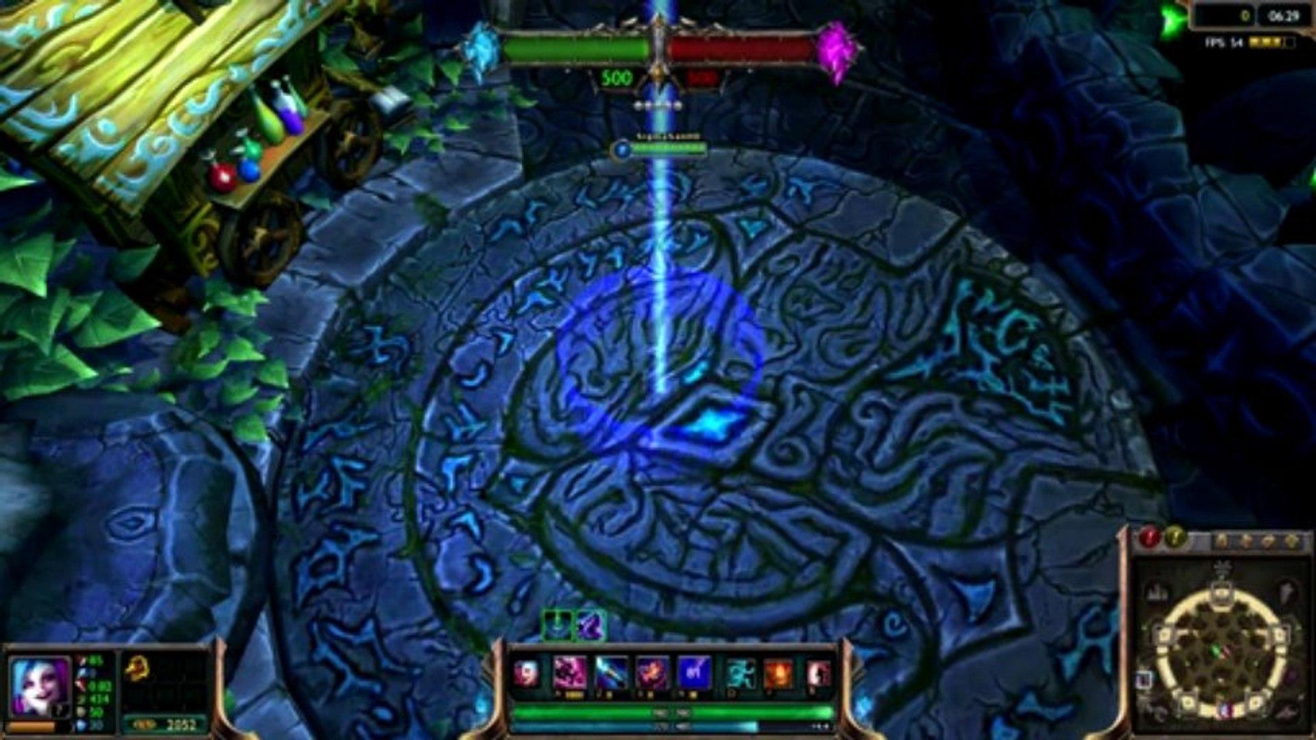 Jinx Basic/Classic Skin - Voices & Ability Preview Spotlight League of Legends