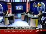 MQM Haider Abbas Rizvi replying Jasmine and JUI senator on Karachi target killings