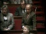 DISCOURS DE MICHEL ROCARD A L' ASSEMBLEE NATIONALE SUR LA CORSE !