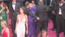 Cannes 2013 : Cindy Crawford sublime sur le tapis rouge