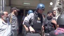 UN Security Council adopts resolution on Syrian chemical...