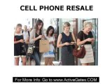 Cell Phone Resale - Finding Cell Phone for Cash