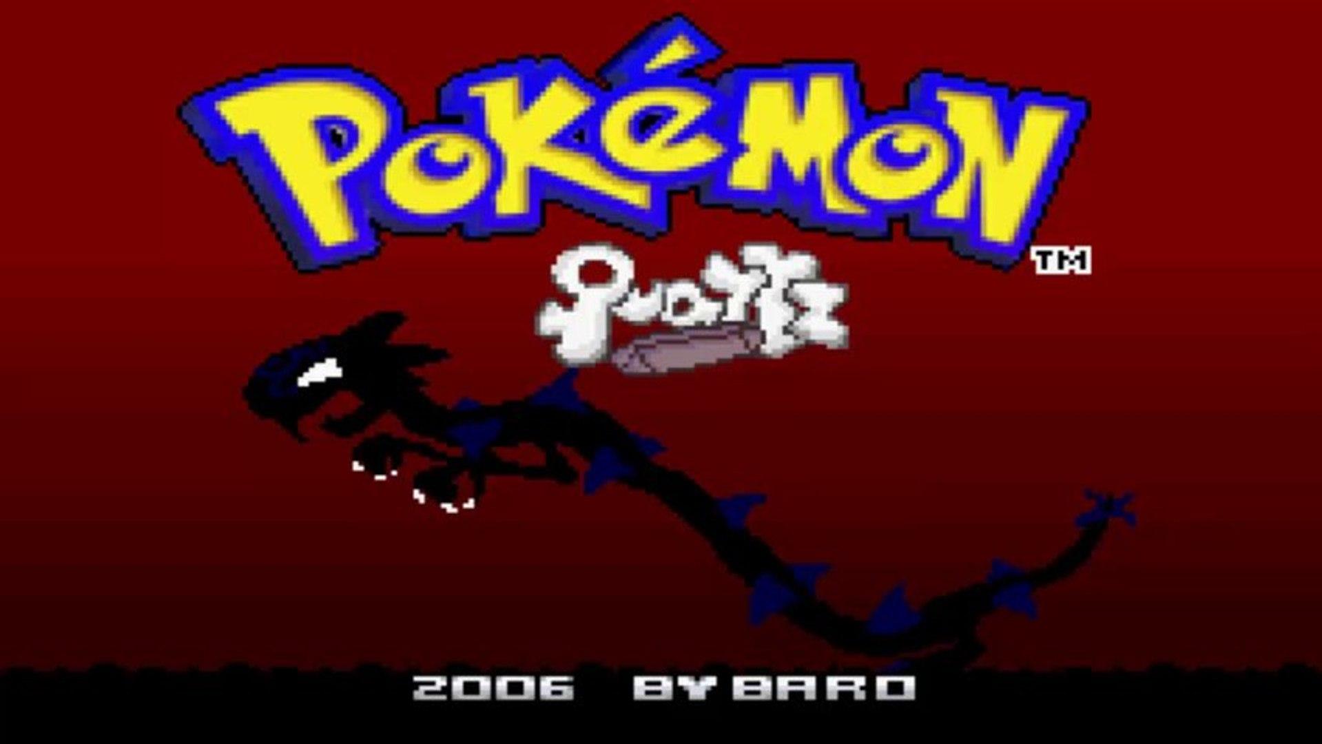Direct-Live : Pokémon Quartz Version (Pokémon Hack) (GBA)