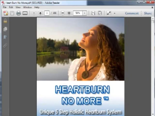 Heartburn No More   Watch this Heartburn No More Review!