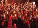 Grèce : le dirigeant du parti néonazi Aube dorée a été arrêté