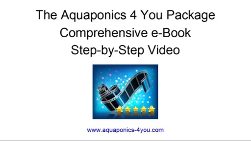 Aquaponics 4 You Review – At $27, Is It Worth It? – Normal Price $37