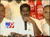 Seemandhra Union ministers must oppose Cabinet Note on Telangana - Ashok Babu