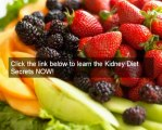Which foods for kidney stones? kidney diet secrets shows you good healthy foods for kidney stones