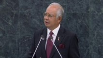 Muslim leaders must speak out against extremism or Islam will tear itself apart says Malaysia at UNGA