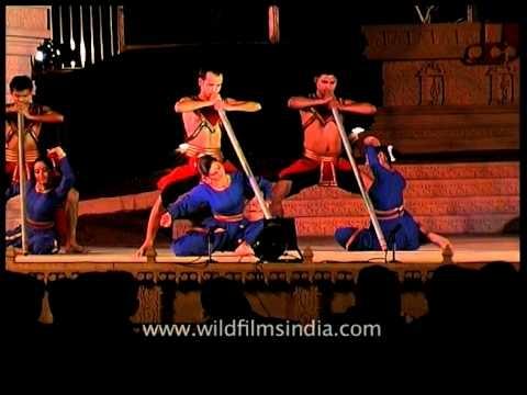 Indian classical tradition – Khajuraho Dance Festival