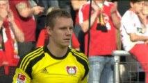 Bayer Leverkusen 2-0 Hannover 96