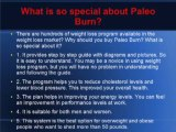 Primal Burn Review - Paleo Burn Fat - Paleo Burn Download