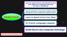Learn French Online with Rocket French - Easy to Speak French Lessons.