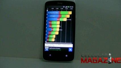 Quadrant su HTC Desire 500