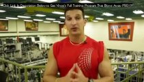 Bodybuilder Training - Vince Del Monte's No Nonsense Muscle Building YouTube Introduction