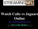 watch colts jaguars online | Indianapolis Colts vs. Jacksonville Jags Game