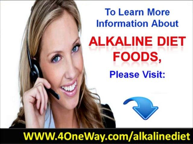 Alkaline Diet Foods – Alkaline Diet Plan