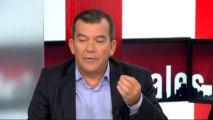 Pascal Canfin sur Manuel Valls dans Internationales, sur TV5 Monde