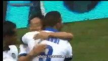 Cagliari 0-1 İnter  icardi goal