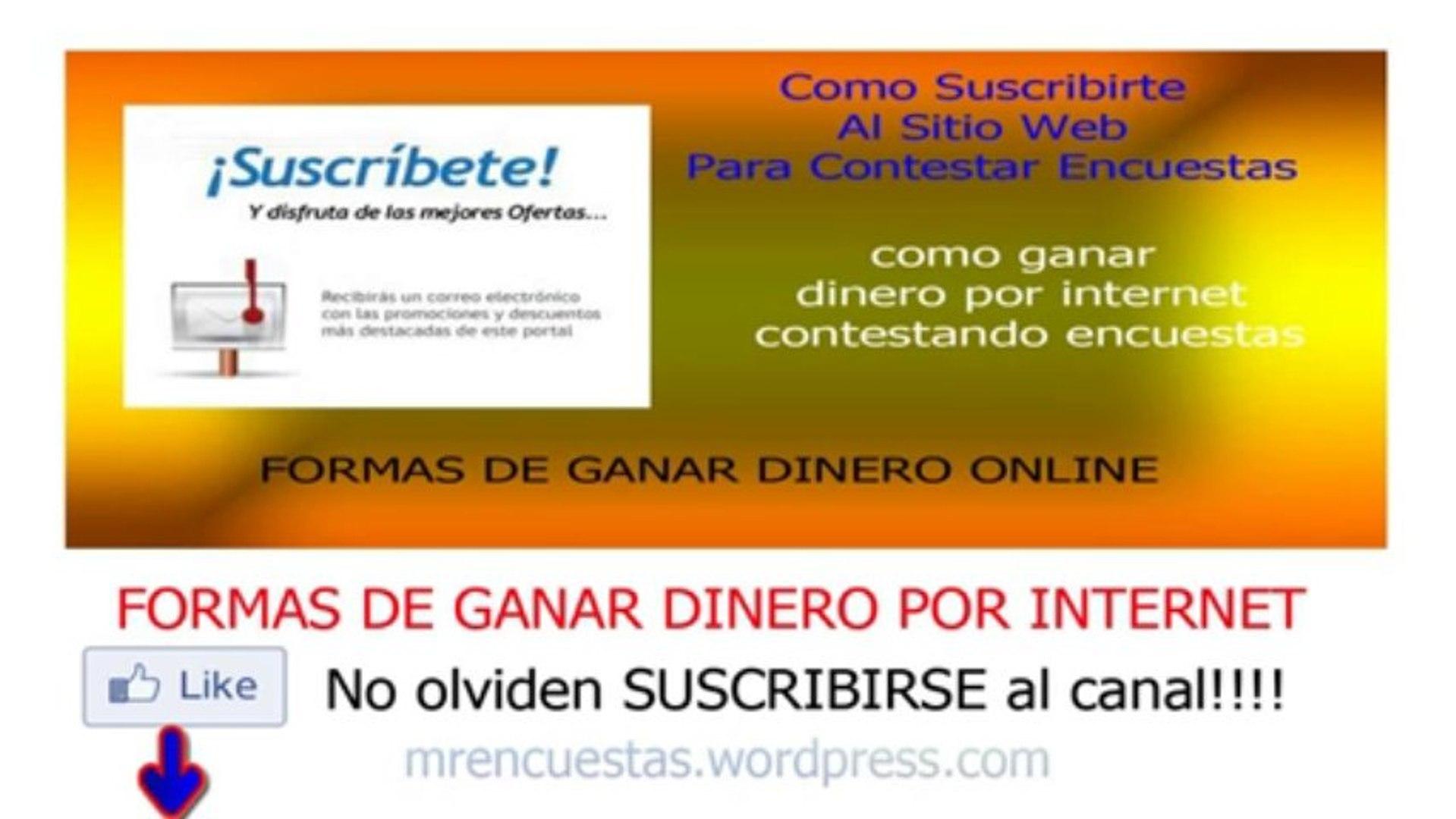 Como Traducir Una Pagina Web Encuestas Remuneradas En Español Vídeo Dailymotion