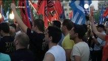 Grèce: les dirigeants d'Aube Dorée seront présentés...