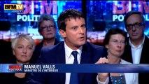 BFM Politique: 2e partie de l'interview de Manuel Valls par Apolline de Malherbe - 29/09