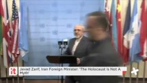 Javad Zarif, Iran Foreign Minister: 'The Holocaust Is Not A Myth'