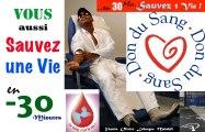 Toi aussi Sauves en Vie en 30 Minutes Don de Sang EFS Guadeloupe Établissement Français du Sang
