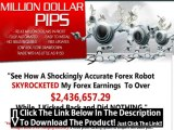 Million Dollar Pips Robot Review + Million Dollar Pips Best Broker
