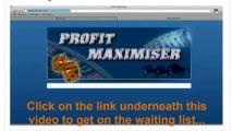 Bonus Bagging Profit Maximiser