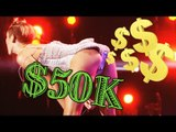 Twerking scholarship: Juicy J offers $50000 for best twerk
