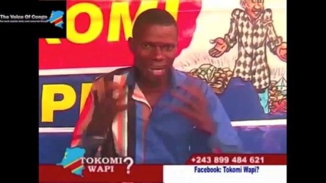 Tokomi wapi na ba barrières ya ba policiers na ndako ya Ya Etienne Tshisekedi et agression ya Ndeko Eliezer ...@VoiceOfCongo