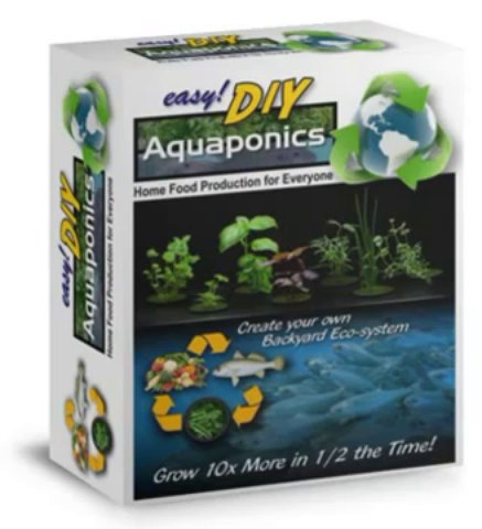 Easy DIY Aquaponics System Review Bonus For All