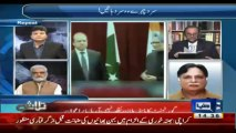 Nawaz Manmohan Meeting By Minister Pervaiz Rasheed Talash Program (30th September)
