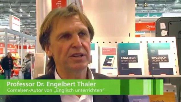 Interview mit Professor Engelbert Thaler: Zeitgemäßer Englischunterricht