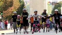 ROLLER - LUGDUNUM CONTEST 2013 - Le Roller, sport convivial et intergénérationnel