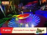 Aravind Srinivas sings Mazhai Thulli