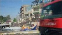 Près de 50 morts après une nouvelle vague d'attentats à Bagdad