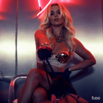 "Britney Spears Shares ""Work Bitch"" Music Video Teaser"