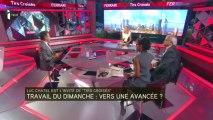 """Travail dominical : Luc Chatel admet avoir """"mal légiféré"""" en 2009"""