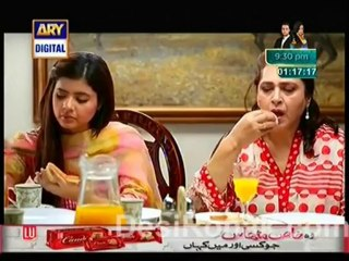 Mere Humrahi - Episode 8 - September 30, 2013 - Part 1