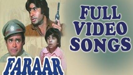 Faraar   All Songs Non Stop   Amitabh Bachchan, Sharmila Tagore,Sanjeev Kumar
