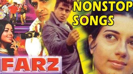 Farz | Non Stop Songs | Jeetendra, Babita, Aruna Irani