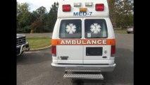 Used Ambulance 2006 MedTec B37480 VCI PreOwned used Ambulances