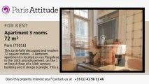 2 Bedroom Apartment for rent - Porte Maillot/Palais des Congrès, Paris - Ref. 8717