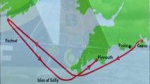 Rolex Fastnet Race 2013 - Maxi Solo Banque Populaire VII