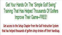 Simple Golf Swing Awesome Simple Golf Swing Review