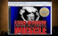 Watch Lean Hybrid Muscle - Gain Muscle And Lose Fat? - Lean Hybrid Muscle Review