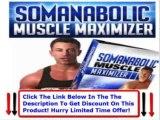 Maximizador De Musculos Review   Maximizador De Musculos Somanabolic