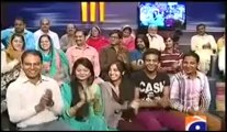 Khabarnaak - 29th September 2013 Full Comedy Show on GeoNews With Aftab Iqbal